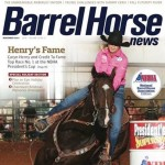 barrel racer photo